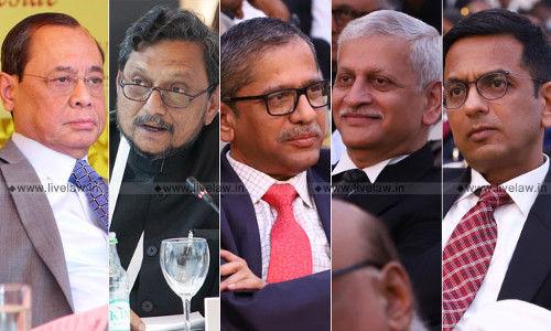 CJI और भविष्य के चार CJI की संविधान पीठ 10 जनवरी को करेगी रामजन्मभूमि- बाबरी मस्जिद जमीन विवाद पर सुनवाई