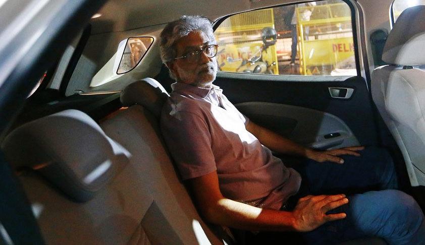 भीमा कोरेगांव हिंसा : सुप्रीम कोर्ट ने बॉम्बे हाईकोर्ट को कहा, नवलखा की याचिका पर 8 सप्ताह में फैसला करें