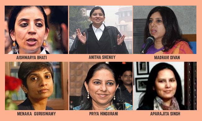 मिलिए उन 6 महिला वकीलों से जिन्हें सुप्रीम कोर्ट ने वरिष्ठ वकील के तौर पर नामित किया