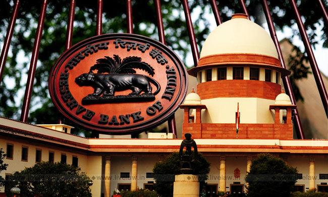 RTI के तहत विलफुल डिफॉल्टरों का खुलासा करे RBI : सुप्रीम कोर्ट ने RBI को दिया आखिरी मौका [निर्णय पढ़े]