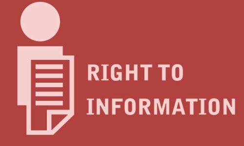 सूचना का अधिकार भाग -३