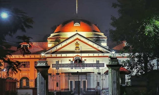 Patna HC Takes Judicial Notice Of A Huge Structure Located Adjacent To The Newly Inaugurated Centenary Building