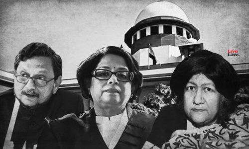 ब्रेकिंग : इन-हाउस पैनल ने CJI के खिलाफ यौन उत्पीड़न की शिकायत खारिज की, नहीं होगी रिपोर्ट सार्वजनिक