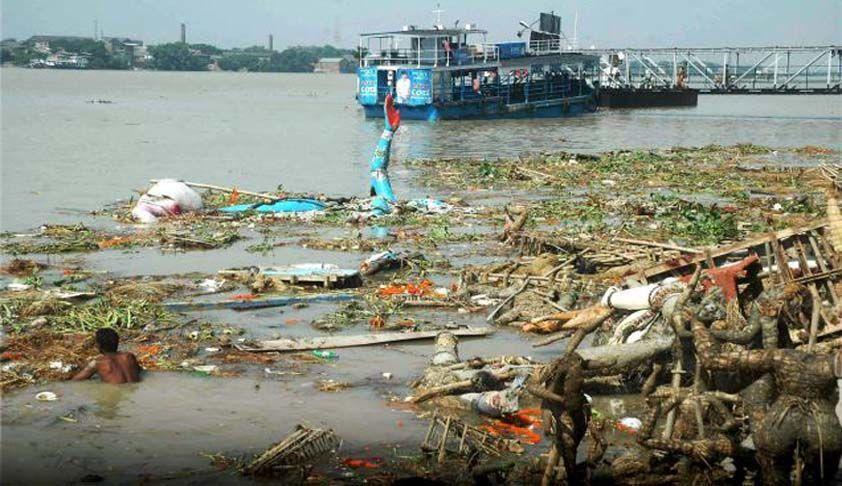 गंगा प्रदूषण: NGT ने बिहार, झारखंड और पश्चिम बंगाल को निरंतर नुकसान के लिए अंतरिम क्षतिपूर्ति के तौर पर 25 लाख जमा कराने के आदेश दिए [आर्डर पढ़े]