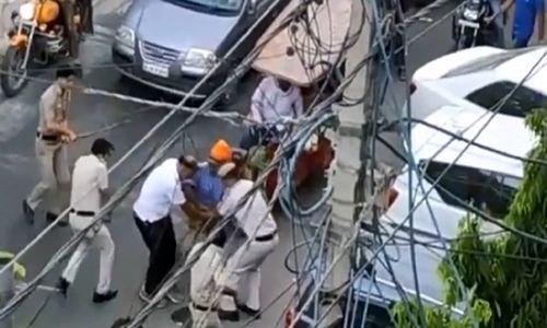 मुखर्जी नगर हिंसा : दिल्ली हाई कोर्ट ने पुलिस को लगाई फटकार, कहा ये पुलिस की बर्बरता का सबूत