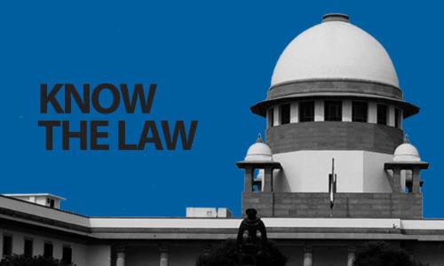 जानिए आरोपी और दोषसिद्ध के संवैधानिक अधिकार (प्रमुख वाद)