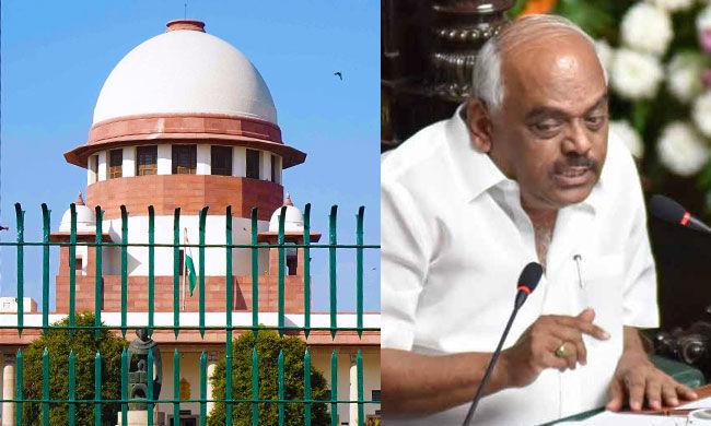 कर्नाटक राजनीतिक संकट : स्पीकर ने उम्मीद जताई, आज हो सकता है फ्लोर टेस्ट, बुधवार को SC में सुनवाई