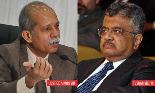 जस्टिस कुरैशी की MP हाई कोर्ट CJ के तौर पर नियुक्ति ना करने के खिलाफ याचिका पर SC ने SG से सहयोग करने को कहा