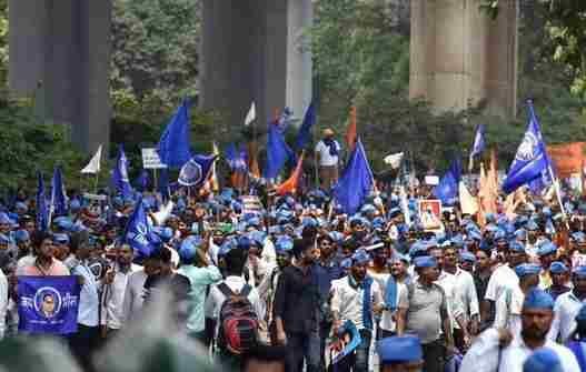 रविदास मंदिर : दक्षिण दिल्ली में हिंसा फैलाने वाले 96 लोगों को न्यायिक हिरासत में जेल भेजा गया