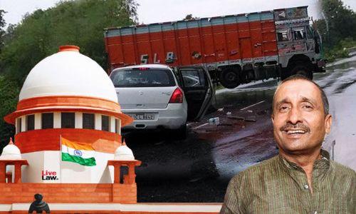 उन्नाव मामला : सुप्रीम कोर्ट ने सड़क हादसे के केस को दिल्ली ट्रांसफर करने के फैसले पर 15 दिनों के लिए रोक लगाई, UP की अदालत में ही चलेगा मामला