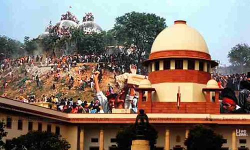 अयोध्या दिन -4 : सुप्रीम कोर्ट ने कहा, रोजाना ही करेंगे सुनवाई, मुस्लिम पक्ष के वकील चाहें तो बीच में ब्रेक ले सकते हैं
