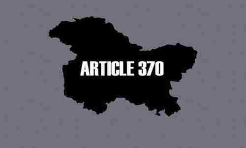 मद्रास बार एसोसिएशन ने भाजपा की लीगल विंग की आपत्ति के बाद अनुच्छेद 370 पर लेक्चर किया रद्द