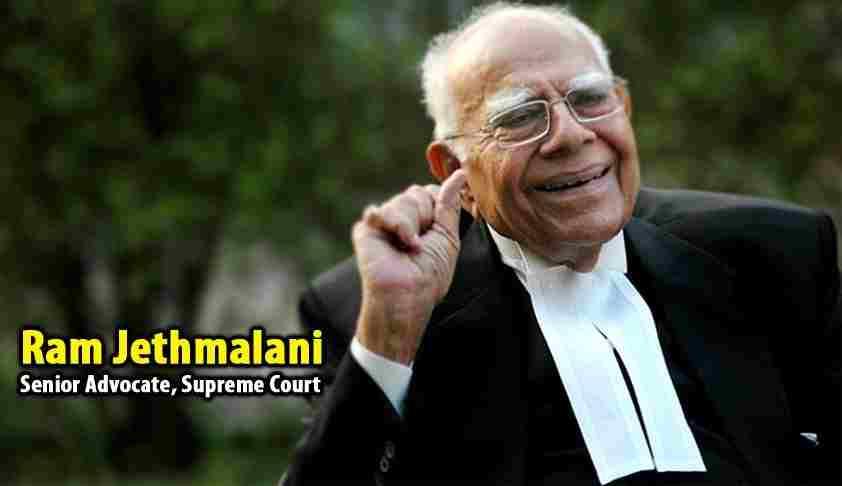 वरिष्ठ अधिवक्ता राम जेठमलानी का निधन, वकालत के एक युग का अंत