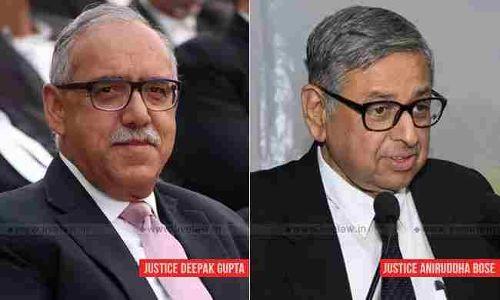 सुप्रीम कोर्ट ने अनिवार्य सेवानिवृत किए गए न्यायिक अधिकारी को 20 लाख देने का आदेश दिया