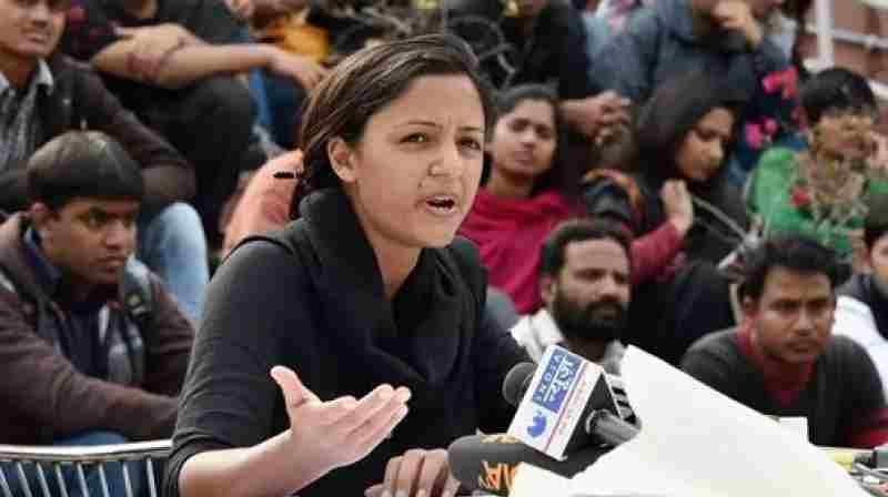 देशद्रोह : शेहला रशीद को पटियाला हाउस कोर्ट से राहत, 5 नवंबर तक गिरफ्तारी से सरंक्षण
