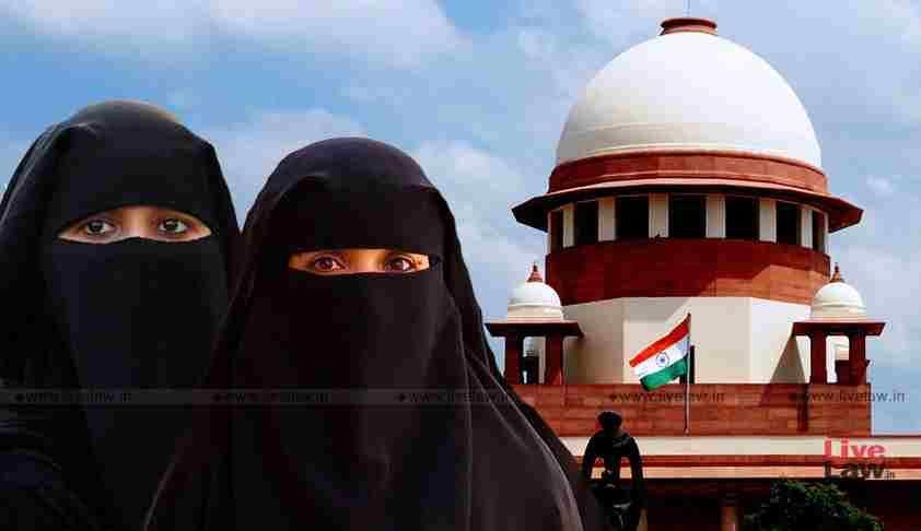 सुप्रीम कोर्ट में महिलाओं के मस्जिद में प्रवेश की मांग वाली याचिका पर पत्रकार ज़िया उस सलाम ने हस्तक्षेप आवेदन दिया