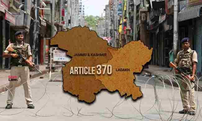 जम्मू और कश्मीर में बच्चों की अवैध हिरासत के खिलाफ सुप्रीम कोर्ट में जनहित याचिका