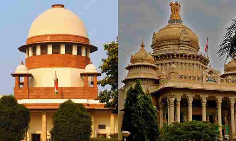 कर्नाटक राजनीतिक संकट : EC ने सुप्रीम कोर्ट में कहा, 15 सीटों पर उपचुनाव कोर्ट के फैसले तक टाले जाएंगे