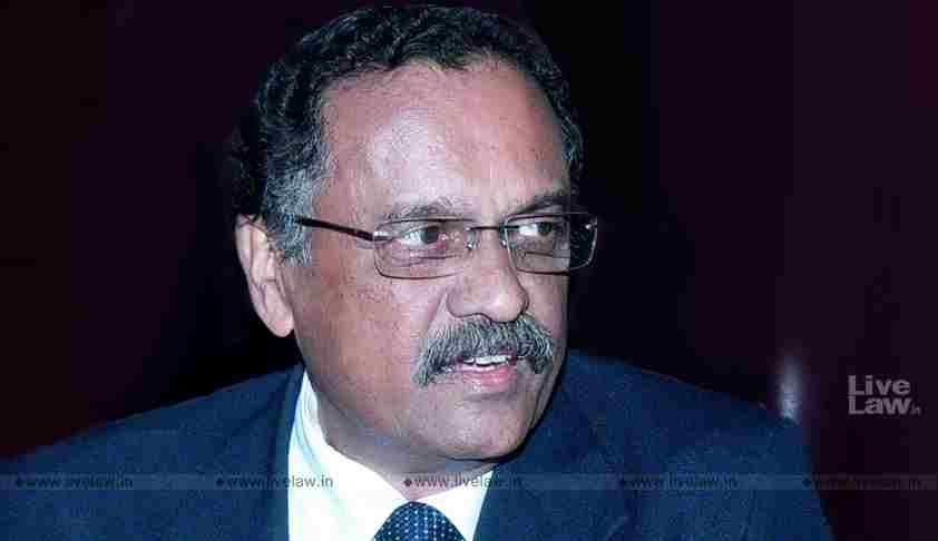 CJI ने एएफटी के अध्यक्ष के लिए जस्टिस राजेंद्र मेनन के नाम की सिफारिश की