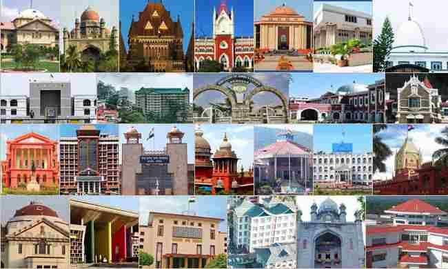 केंद्र ने एमपी, एपी, केरल, राजस्थान, गुवाहाटी, एचपी और सिक्किम के उच्च न्यायालयों के मुख्य न्यायाधीशों की नियुक्ति की अधिसूचना जारी की