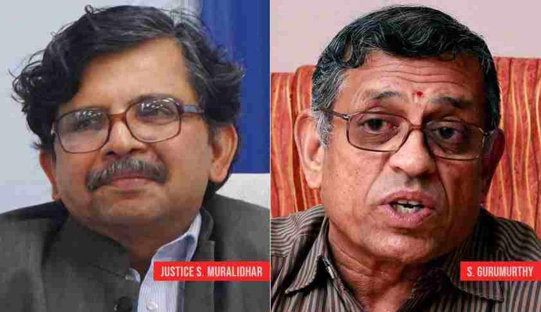 दिल्ली हाईकोर्ट ने एस गुरुमूर्ति के खिलाफ अवमानना कार्रवाई बंद की, लेखक के माफीनामे को रिट्विट करने को कहा