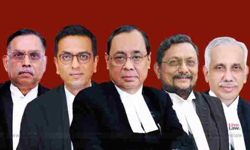 अयोध्या विवाद :बुधवार को मैराथन सुनवाई के बाद पांच जजों की पीठ ने फैसला सुरक्षित रखा