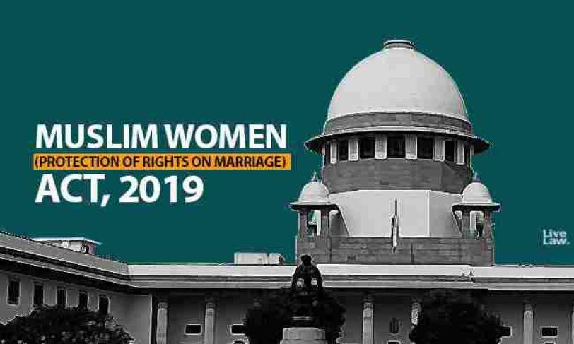 ऑल इंडिया मुस्लिम पर्सनल लॉ बोर्ड ने सुप्रीम कोर्ट में ट्रिपल तलाक़ अधिनियम को चुनौती दी, पढ़िए याचिका