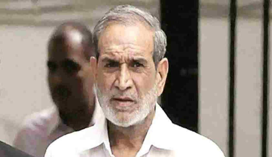 1984 सिख विरोधी दंगा : सज्जन कुमार ने जमानत याचिका पर जल्द सुनवाई की मांग की, मुख्य न्यायाधीश ने कहा, विचार करेंगे