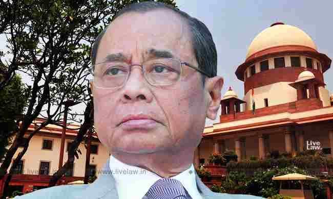 अयोध्या पर मुख्य न्यायाधीश ने उत्तर प्रदेश के चीफ सेकेट्री और DGP से डेढ़ घंटे तक की बैठक, जस्टिस बोबडे और जस्टिस भूषण भी रहे मौजूद