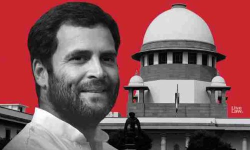 """""""चौकीदार चोर है"""" टिप्पणी पर सुप्रीम कोर्ट ने राहुल गांधी के खिलाफ अवमानना का मामला किया बंद"""