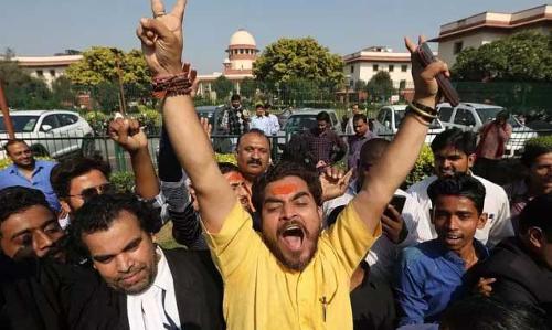 अयोध्या का फैसला ऐतिहासिक गलतियों में सुधार के लिए नज़ीर नहीं बना सकता