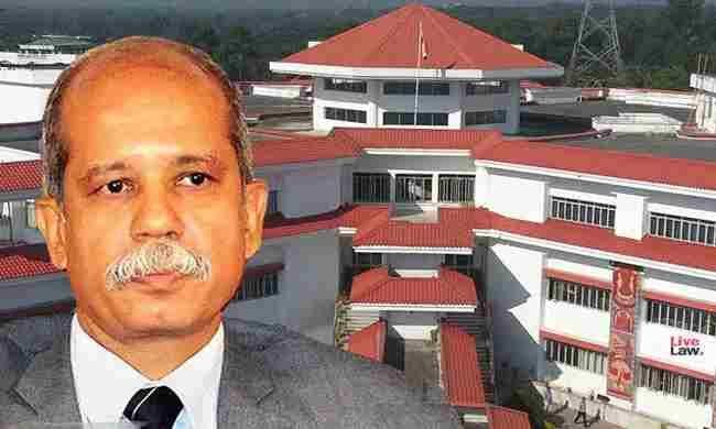 जस्टिस कुरैशी ने त्रिपुरा हाईकोर्ट के मुख्य न्यायाधीश के रूप में कार्यभार संभाला