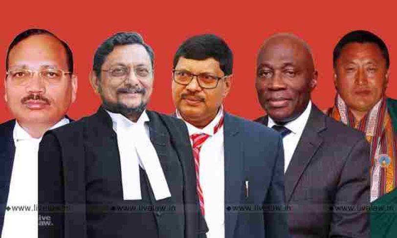 .. जब CJI बोबडे के पहले दिन सुप्रीम कोर्ट में गवाह बने दो विदेशी जज