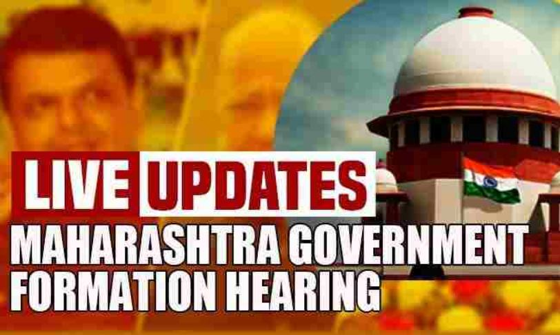 महाराष्ट्र : वह समर्थन पत्र कोर्ट में पेश करें, जिस पर राज्यपाल ने सरकार बनाने के लिए आमंत्रित किया, सुप्रीम कोर्ट का केंद्र को निर्देश