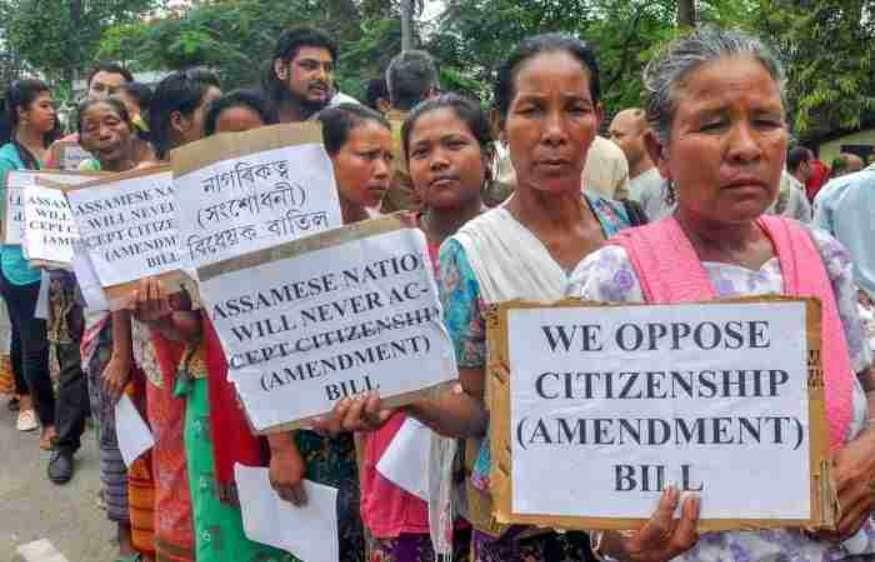 नागरिकता अधिनियम संशोधन विधेयक को केंद्रीय मंत्रिमंडल से मिली मंज़ूरी