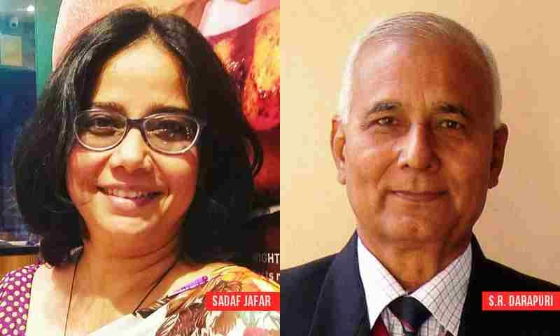 यूपी सीएए प्रोटेस्ट : सामाजिक कार्यकर्ता सदफ और पूर्व आईपीएस अधिकारी एसआर दारापुरी को मिली ज़मानत