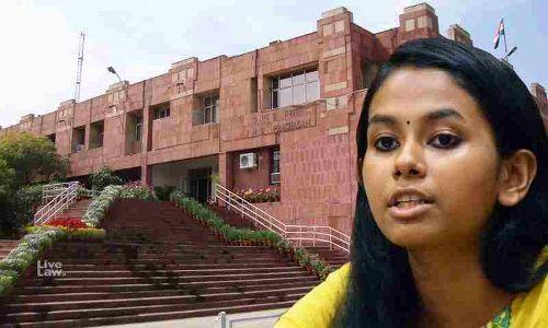 JNU छात्र संघ की याचिका पर दिल्ली हाईकोर्ट ने नोटिस जारी किया