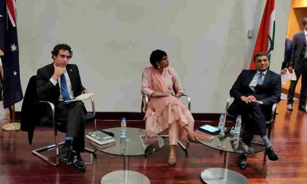 भारत-ऑस्ट्रेलिया तुलनात्मक संवैधानिक संदर्भ पर विमर्श का आयोजन