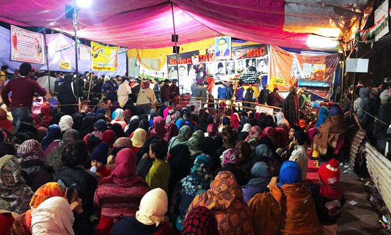 COVID-19 : शाहीन बाग और ऐसे अन्य धरना स्थलों से प्रदर्शनकारियों को हटाने के लिए सुप्रीम कोर्ट में याचिका