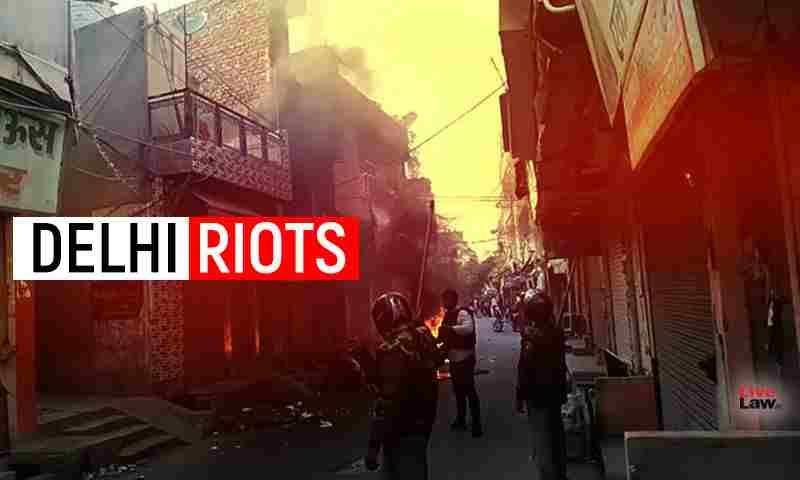 यूएपीए के तहत कोई अपराध नहीं : दिल्ली हाईकोर्ट ने दिल्ली दंगा मामले के अभियुक्त को ज़मानत दी