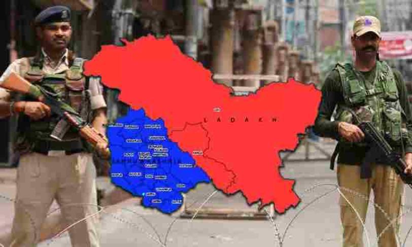 जम्मू और कश्मीर में अगस्त 2019 से अब तक सात हज़ार से अधिक लोग प्रिवेंटिव डिटेंशन में रखे गए