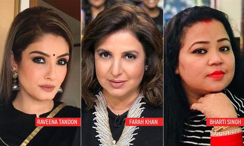पंजाब एंड हरियाणा हाईकोर्ट ने रवीना टंडन, फराह खान और भारती सिंह को कथित तौर पर धार्मिक भावनाएं आहत करने के मामले में दिया अंतरिम संरक्षण