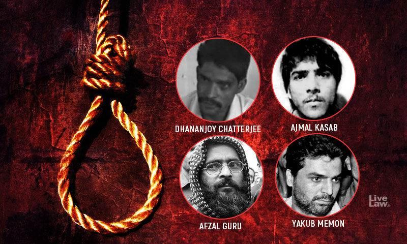 देश में बीते 20 सालों में हुई फांसियों का ब्यौरा, निर्भया के दोषियों से पहले इन्हें दी गई थी मौत की सजा