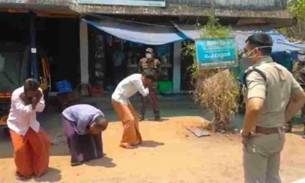 केरल हाईकोर्ट ने लॉकडाउन के दौरान नागरिकों के खिलाफ पुलिस कार्रवाई पर स्वत: संज्ञान लिया, राज्य और केंद्र को नोटिस जारी
