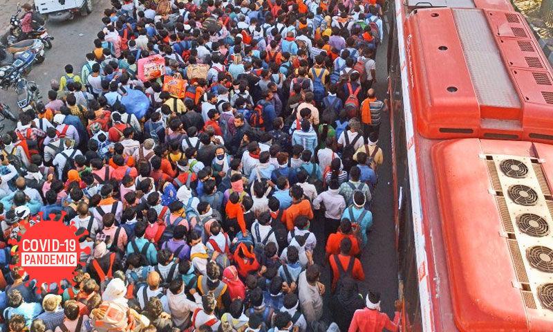 प्रवासी मजदूरों के मामलेः सुप्रीम कोर्ट ने नए मापदंड गढ़ने का मौका गंवाया