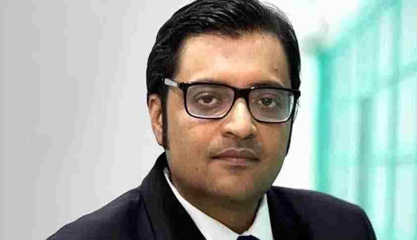 पत्रकार अर्नब गोस्वामी की कार पर हमला करने के दो आरोपियों को ज़मानत मिली