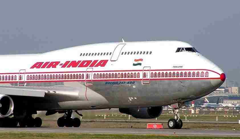 एयर इंडिया कर्मचारी एसोसिएशन ने लॉकडाउन के दौरान 10% वेतन काटने के ख़िलाफ़ बॉम्बे हाईकोर्ट में याचिका दायर की