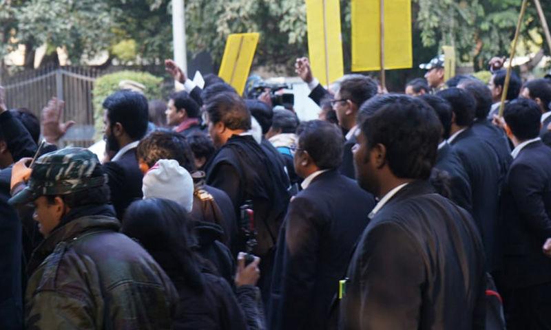 NCR में रहने वाले अधिवक्ताओं को दिल्ली आने जाने के लिए ऑनलाइन पास उपलब्ध करवाए जाएंगे: हरियाणा सरकार ने दिल्ली हाईकोर्ट में कहा