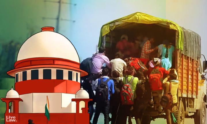 प्रवासी संकट: पूर्व जजों और कानूनी बिरादरी की प्रतिक्रिया का नतीजा, सुप्रीम कोर्ट ने प्रवासी संकट का संज्ञान लिया