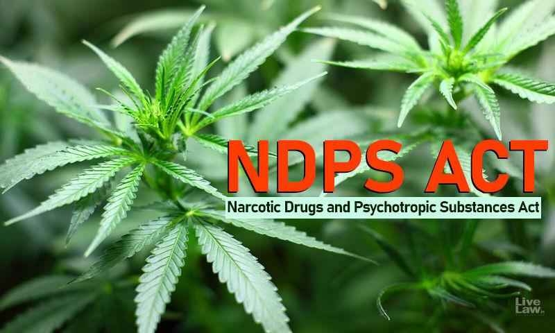 धारा 37 एनडीपीएस एक्ट: वाणिज्यिक मात्रा से संबंधित अपराधों के लिए जमानत के सिद्धांत
